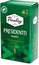 Presidentti 500G Pannujauhettu Kahvi Utz