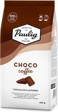 Paulig Choco Coffee 200G Suklaan Makuista Aromatisoitua Jauhettu Kahvi