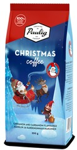 Paulig Christmas Coffee 200G Jauhettua Maustettua Kahvia