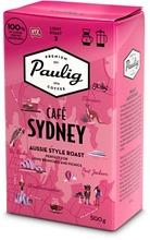 Paulig Cafe Sydney 500G Hienojauhettu Kahvi Utz