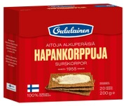 Oululainen Hapankorppu...