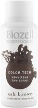 Biozell Professional Color Tech Sävyttävä Tyvispray Ash Brown 100Ml