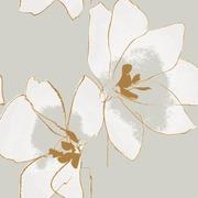 Pentik Lautasliina Tissue Amaryllis Vaaleanharmaa 24Cm 20Kpl