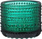 Iittala Kastehelmi kynttilälyhty 64mm smaragdi
