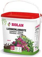 Biolan Luonnonlannoite 10 L Pakki