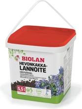 Biolan Hevonkakkalannoite 5,5 L