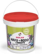 Biolan Havu- Ja Rodolannoite 1 L