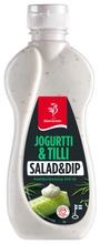 Saarioinen Jogurtti & Tilli Salaatti- Ja Dippikastike 345 Ml