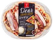 Saarioinen Chicken & Bacon Tuorepizza 370G. Paistoaika N. 6 Min.