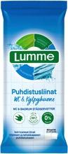 Lumme Wc&Kylpyhuone Kosteat Puhdistusliinat 60Kpl (2X30kpl)