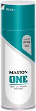 Maston Spraymaali 400Ml Turkoosi