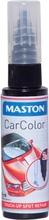 Maston Carcolor Akryylimaali Korjauskynä Touch-Up Hopea 12Ml 7025