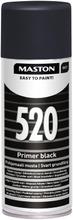 Maston Spray Pohjamaali Musta 520 400Ml