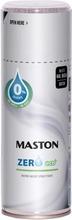 Maston Spraymaali Zero Valkoinen 400Ml