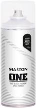 Maston One Spraypohjamaali Valkoinen 400Ml