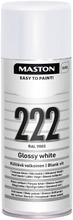 Maston Colormix Spraymaali Valkoinen 222 400Ml Ral 9003