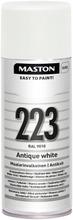 Maston Colormix Spraymaali Maalarin Valkoinen 223 400Ml Ral 9010