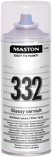 Maston Colormix Spraylakka Kiiltävä 332 400Ml
