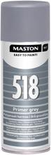 Maston Colormix Spraypohjamaali Harmaa 518 400Ml