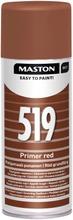 Maston Colormix Spraypohjamaali Punainen 519 400Ml