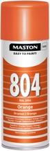 Maston Spraymaali Oranssi 804 400Ml Ral 2004