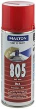 Maston Spraymaali Punainen 805 400Ml Ral 3000