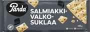 Panda Salmiakki Valkosuklaalevy 145G