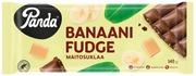 Panda Banaanifudge Maitosuklaalevy 145G
