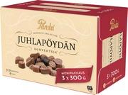 Panda Juhlapöydän suklaakonvehti 3x300g