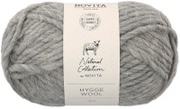 Novita Hygge Wool 100 g Sumu 075 lanka