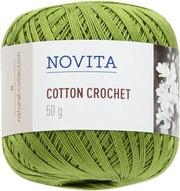 Novita Cotton Crochet 50g lanka lehmus 317