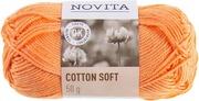 Novita Cotton Soft 50g lanka kehäkukka 275