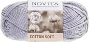 Novita Cotton Soft 50g lanka helmi 405