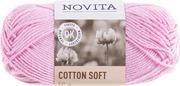 Novita Cotton Soft 50g lanka eskimo 510