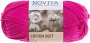 Novita Cotton Soft 50g lanka horsma 537