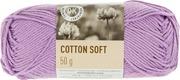 Novita Cotton Soft 50g lanka laventeli 725