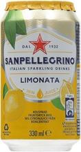 San Pellegrino Limonata Virvoitusjuoma  33Cl