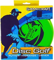 Gamecraft Frisbeegolfsetti 3 Kiekkoa