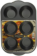 House Muffinssivuoka Jumbo 6 Muffinsille