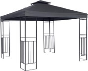 House Paviljonki 295X295x270cm Ruskea