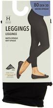House Opaque Leggingsit 80 Den 3D