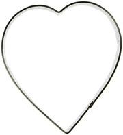 Leivontamuotti sydän
