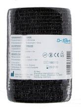 Dr. Sport Itsekiinnittyvä Tukiside 7,5Cm X 4,5M Musta