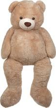 135Cm Jumbo Beige Bear