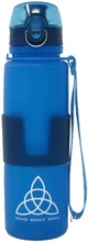 Bms Juomapullo Silikoni 0,65L Sininen