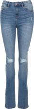 iJeans naisten bootcut-farkut