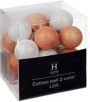 House Cotton Ball Valo...