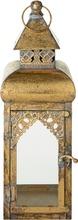 House Tangier Lyhty 36 Cm, Antiikki Kulta