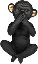Pöytäkoriste apina älä puhu