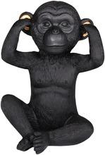 Pöytäkoriste Apina Älä...